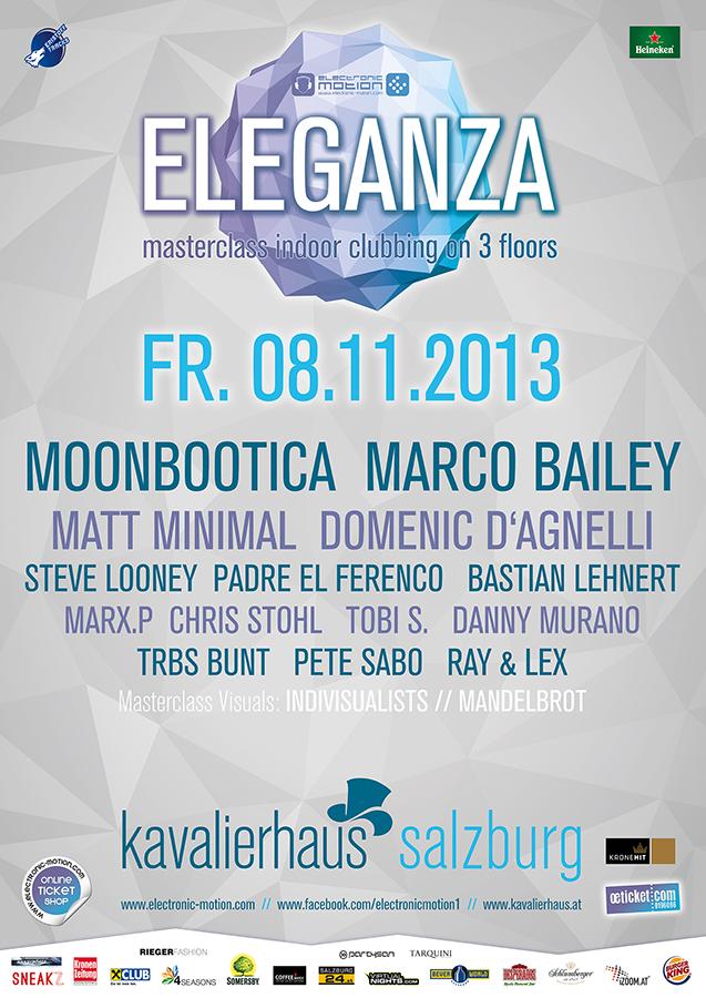 """""""ELEGANZA"""", 08.11.2013 @ Kavalierhaus, Salzburg/Klessheim"""