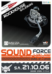 21.10.2006 – Rockhouse – Soundforce *Live*Step