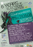 21.05.2008 – Gusswerk – Soundforce 6 Years