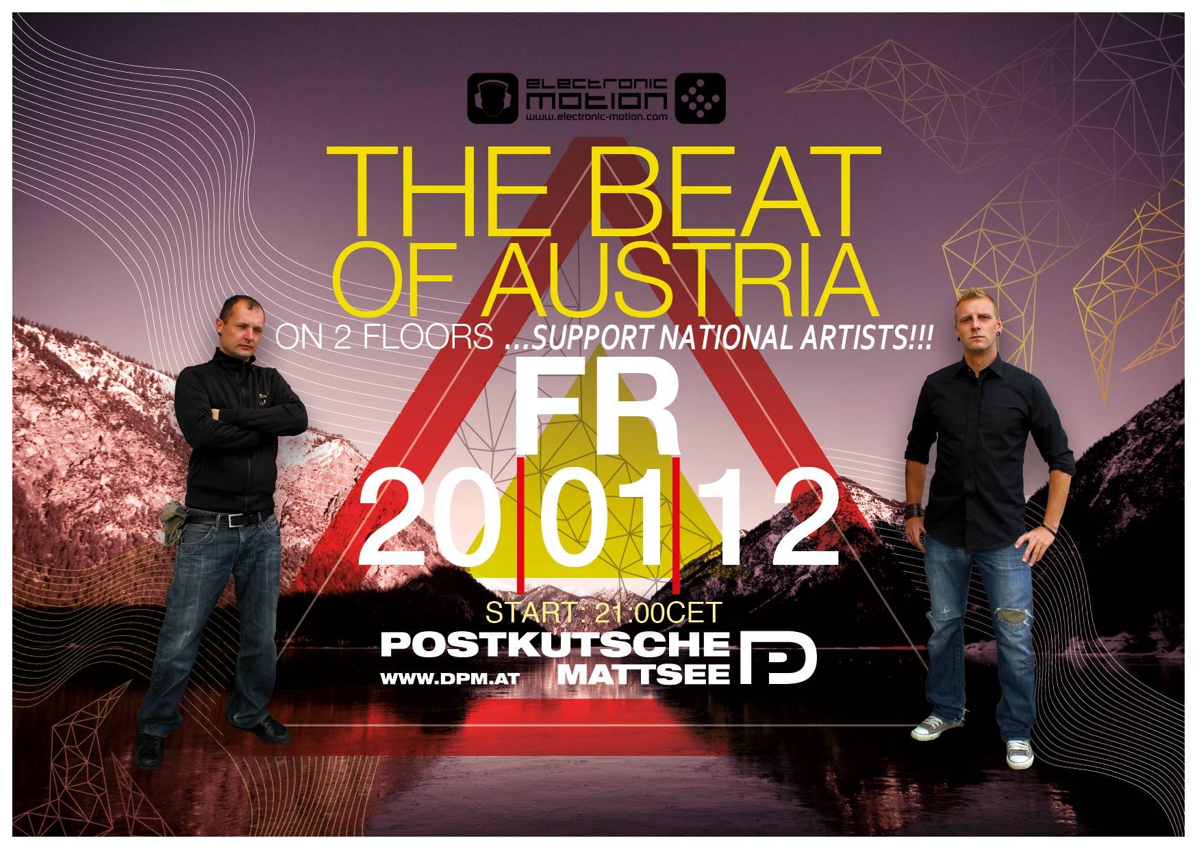 Sendung vom 20. Jänner 2012
